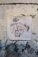 serie mi. corazon. 113cm x 113cm tecnica mixta sobre papel 2006 precio 550